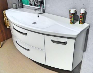 Badmöbel Pelipal Fokus 4010 Waschtisch mit Unterschrank | 140 cm