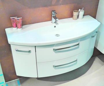 Badmöbel Pelipal Fokus 4010 Waschtisch mit Unterschrank | 120 cm