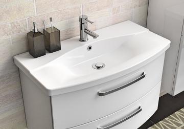 Badmöbel Pelipal Fokus 4010 Waschtisch mit Unterschrank | 80 cm