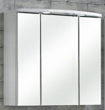Badmöbel Pelipal Fokus Spiegelschrank Variante A 80 cm