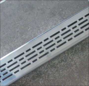 Duschrinnen Designrost 120 cm