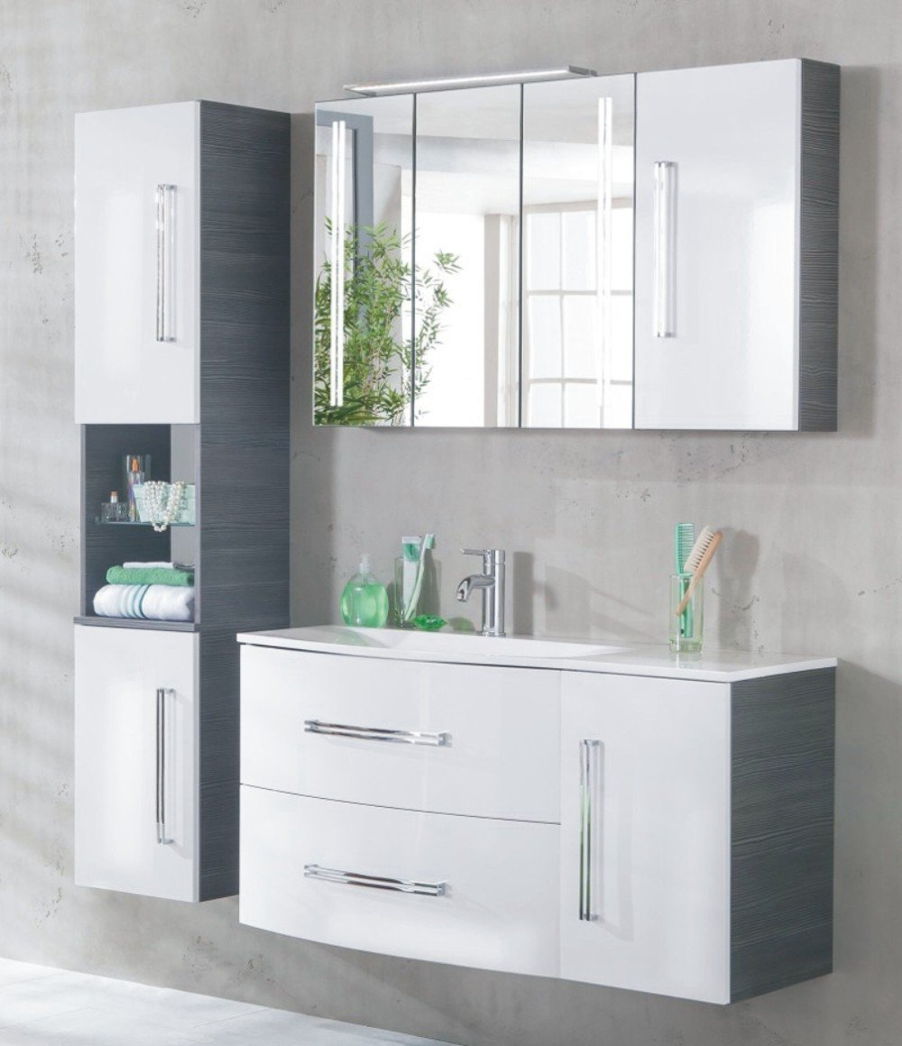 fackelmann lugano pinie set c links 115 cm. Black Bedroom Furniture Sets. Home Design Ideas