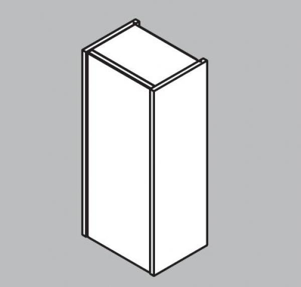 h ngeschrank viora wei badschrank g nstig arcom center. Black Bedroom Furniture Sets. Home Design Ideas