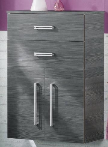 Fackelmann Lugano Pinie Doppel-Midischrank 71 cm