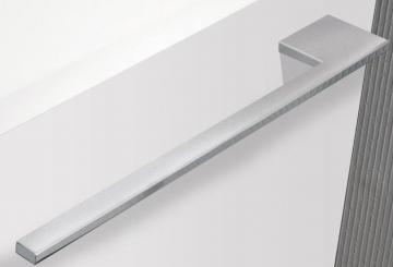 Fackelmann Lugano Weiß Handtuchhalter