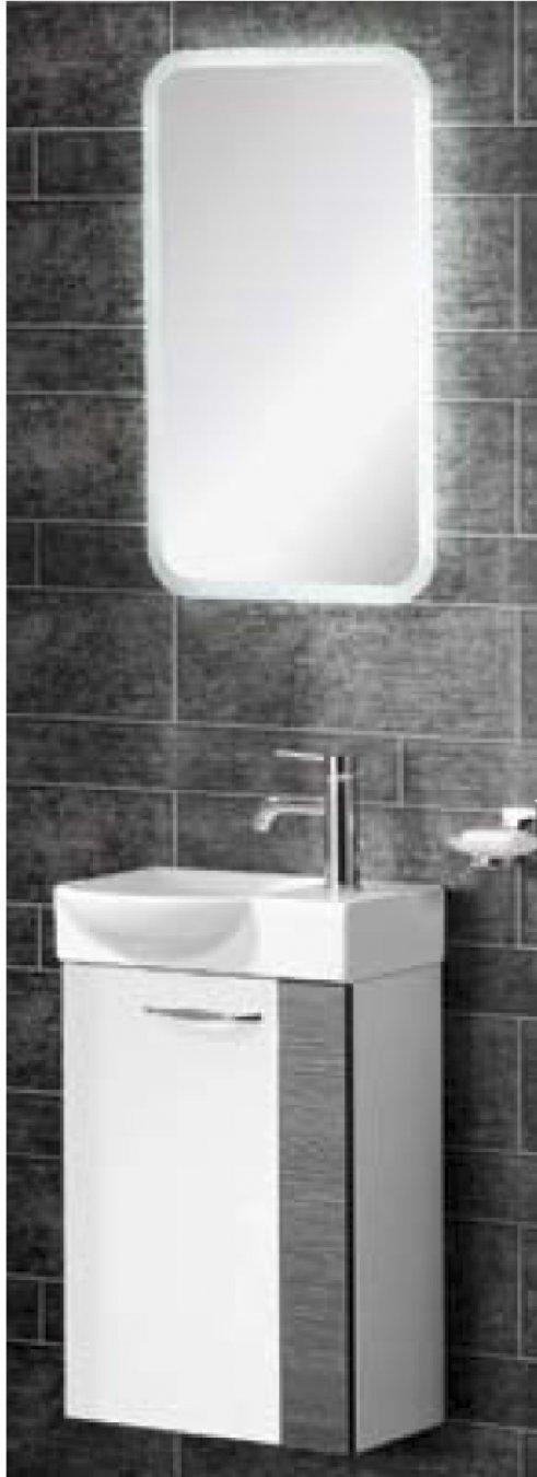 fackelmann sceno keramikbecken g ste wc. Black Bedroom Furniture Sets. Home Design Ideas