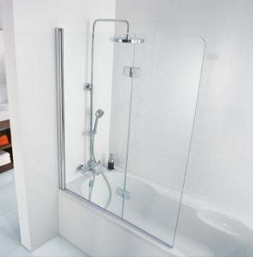 HSK Badewannenaufsatz Premium Softcube Variante A + 2 Teile