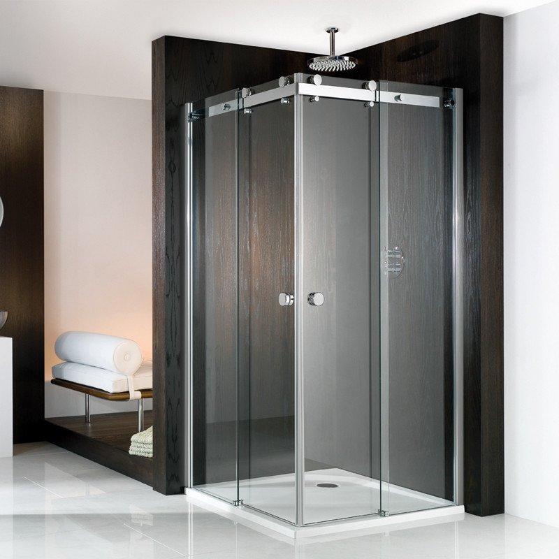 hsk duschkabine atelier a eckdusche gleitt ren arcom center. Black Bedroom Furniture Sets. Home Design Ideas