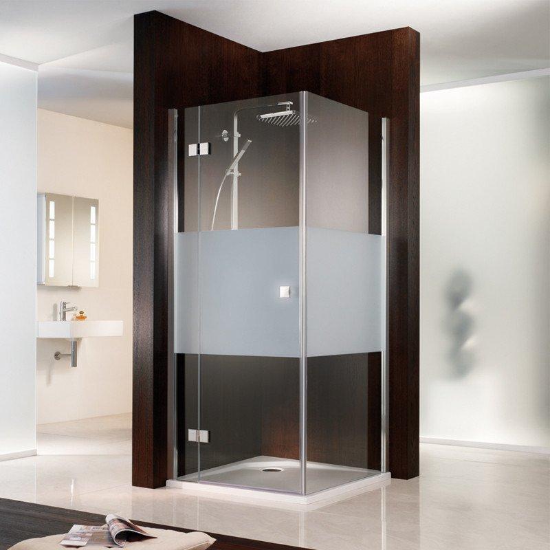 hsk duschkabine atelier b eckdusche dreht ren arcom center. Black Bedroom Furniture Sets. Home Design Ideas