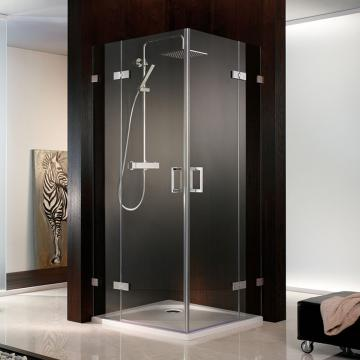 HSK Duschkabine Atelier Pur C Eckdusche + 2 Türen + Pendelbar