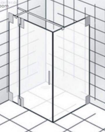 HSK Duschkabine K2 Variante D Rechteck Dusche | Drehtür