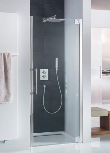 HSK Duschkabine K2P Variante A Nischen Dusche | Drehtür
