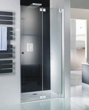 HSK Duschkabine K2P Variante E Nischen Dusche | Drehfalttür