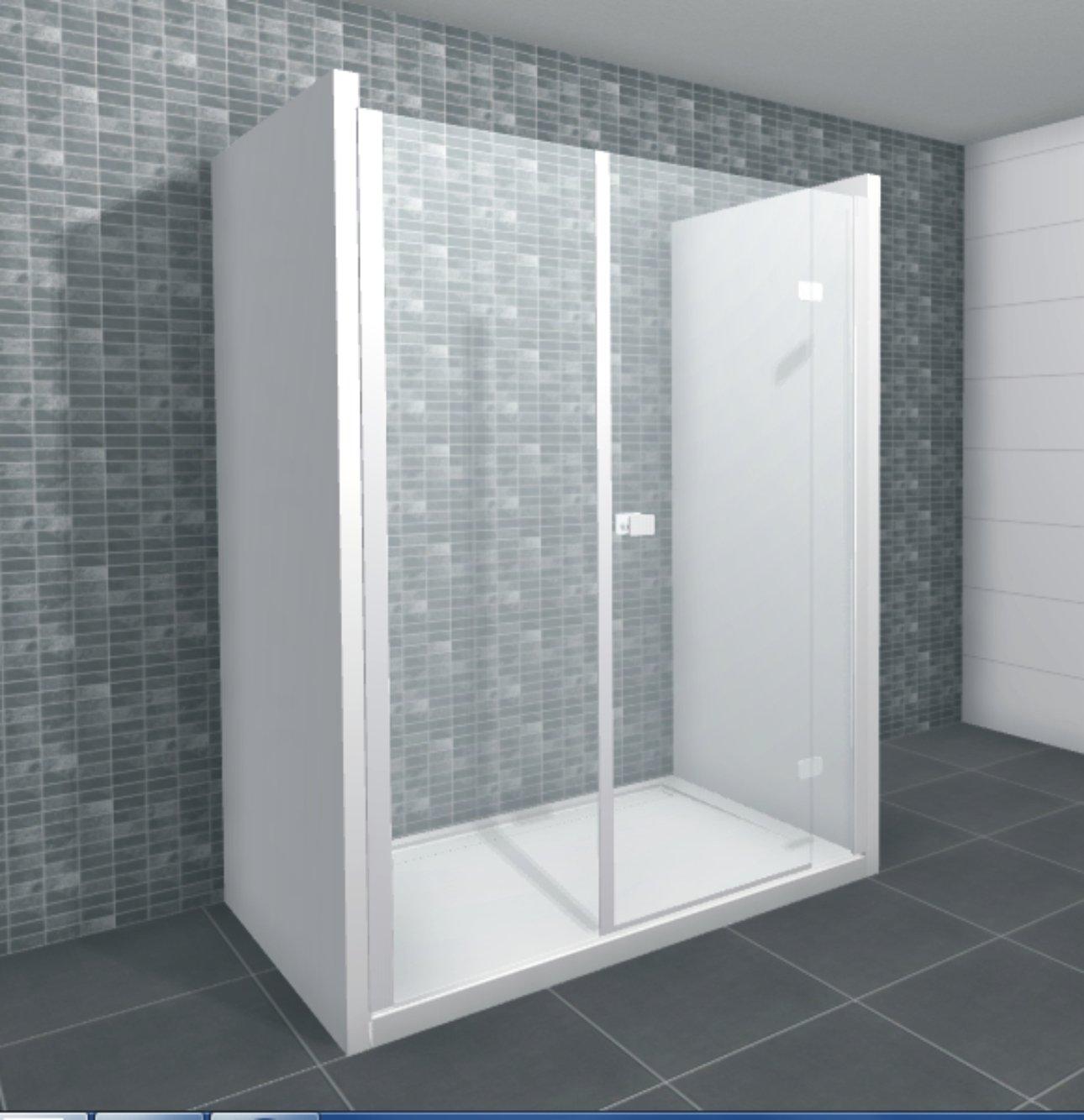 hsk duschkabine premium softcube c nischen dusche dreht r arcom center. Black Bedroom Furniture Sets. Home Design Ideas