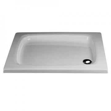 HSK Duschwanne Quadrat 80 / 80 cm / Flach