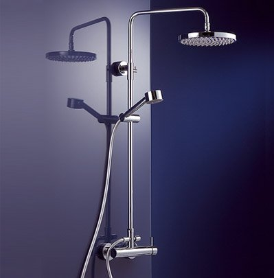 hsk shower set rs 200 mix mit aufputz armatur arcom center. Black Bedroom Furniture Sets. Home Design Ideas