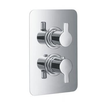 HSK Sicherheits-Thermostat mit Absperrventil