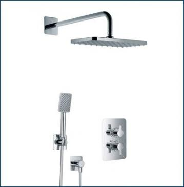 HSK Softcube Shower Set 2.04