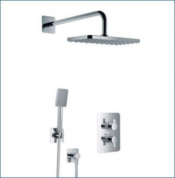 HSK Softcube Shower Set 2.04