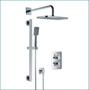 HSK Softcube Shower Set 2.05