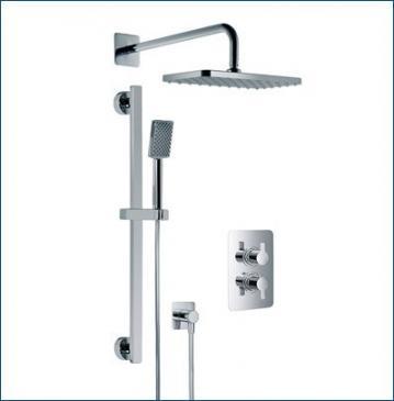 HSK Softcube Shower Set 2.05