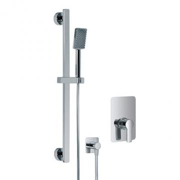 HSK Softcube Shower Set 2.22