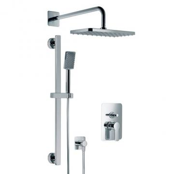 HSK Softcube Shower Set 2.25