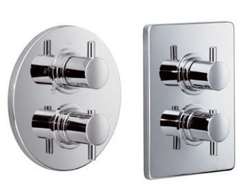 HSK UP Thermostat mit 2 Wege-Umsteller