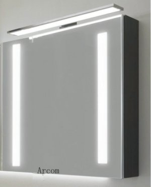 Marlin Bad 3130 - Azure Spiegelschrank A | 60 cm