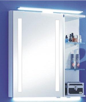 Marlin Bad 3130 - Azure Spiegelschrank F | 80 cm