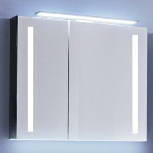 Marlin Bad 3130 - Azure Spiegelschrank I | 100 cm