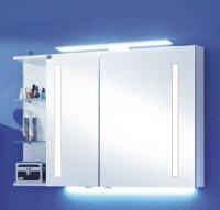 Marlin Bad 3130 - Azure Spiegelschrank J | 100 cm