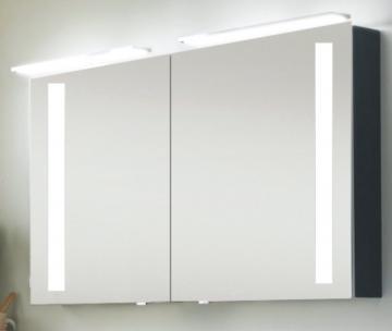 Marlin Bad 3130 - Azure Spiegelschrank L | 120 cm