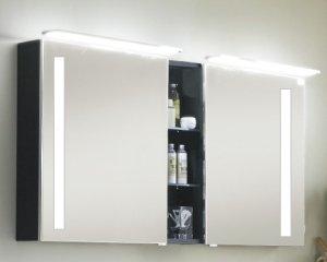 Marlin Bad 3130 - Azure Spiegelschrank P | 140 cm