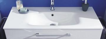 Marlin Bad 3130 - Azure Waschtisch | 100 cm