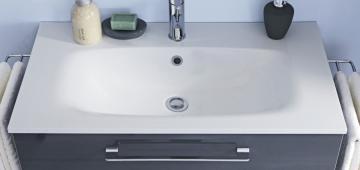 Marlin Bad 3130 - Azure Waschtisch | 80 cm