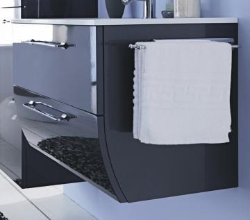Marlin Bad 3130 - Azure Waschtisch-Unterschrank | 80 cm