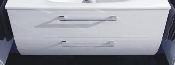 Marlin Bad 3130 - Azure Waschtisch-Unterschrank | 100 cm