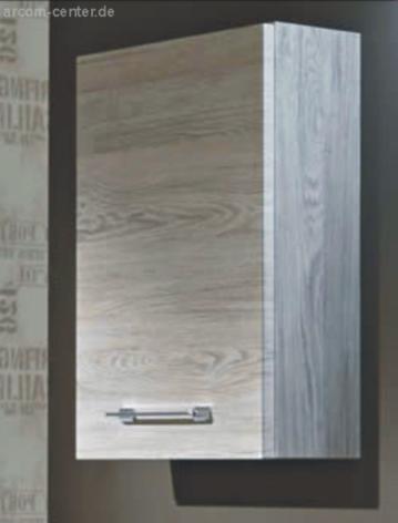 Marlin Bad 3020 - Life | Oberschrank Breite 40 cm + 1 Tür
