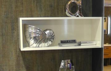 Marlin Bad 3030 Regale 2 | Breite 45 cm