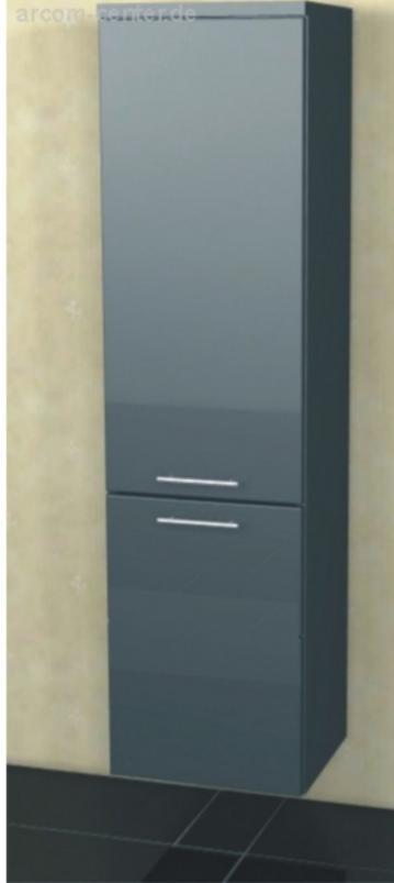Marlin Bad 3090 - COSMO | Mittelschrank + 2 Türen 30 cm