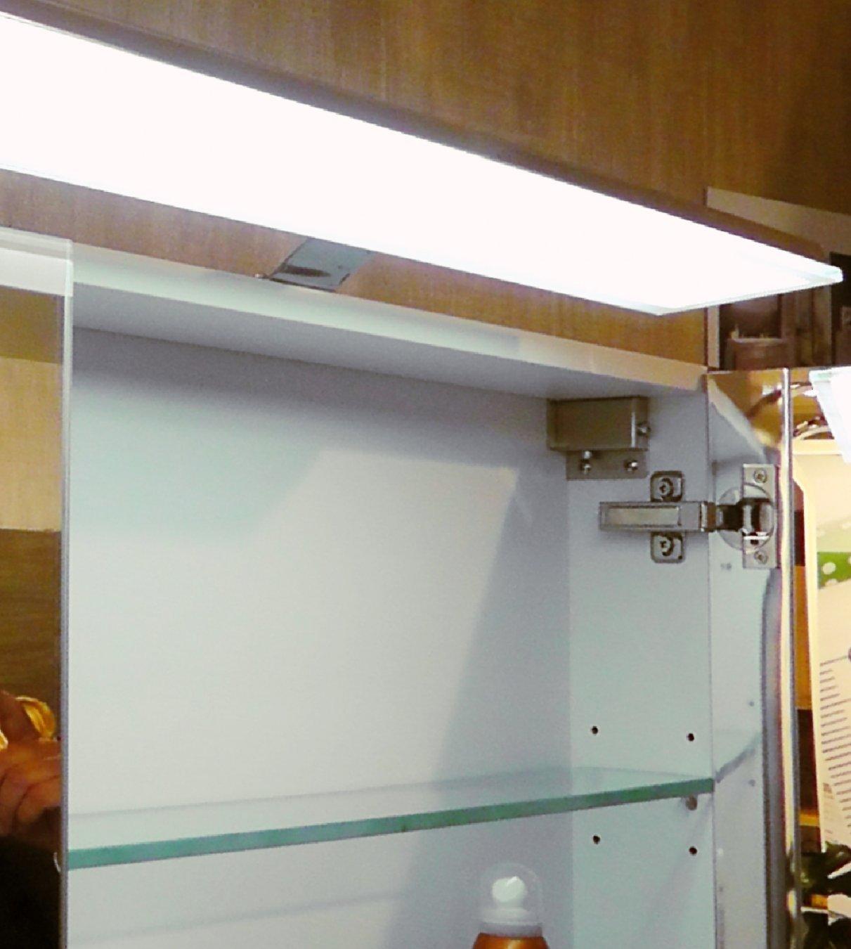 Marlin Bad 3090 - Cosmo 90 cm Variante 1 | Ablage Rechts