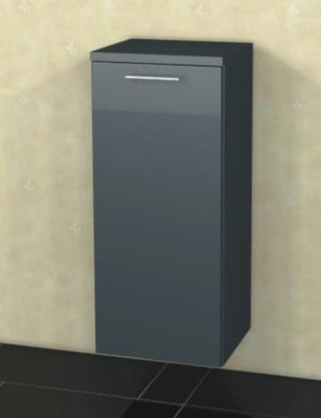 Marlin Bad 3090 - COSMO | Highboard 1 Tür 30 cm
