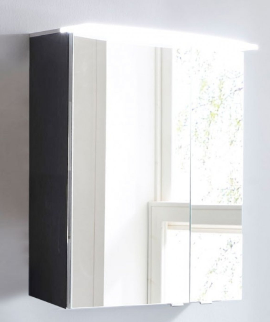 Marlin bad 3090 cosmo spiegelschrank 60 cm arcom center for Spiegelschrank bad 60 cm