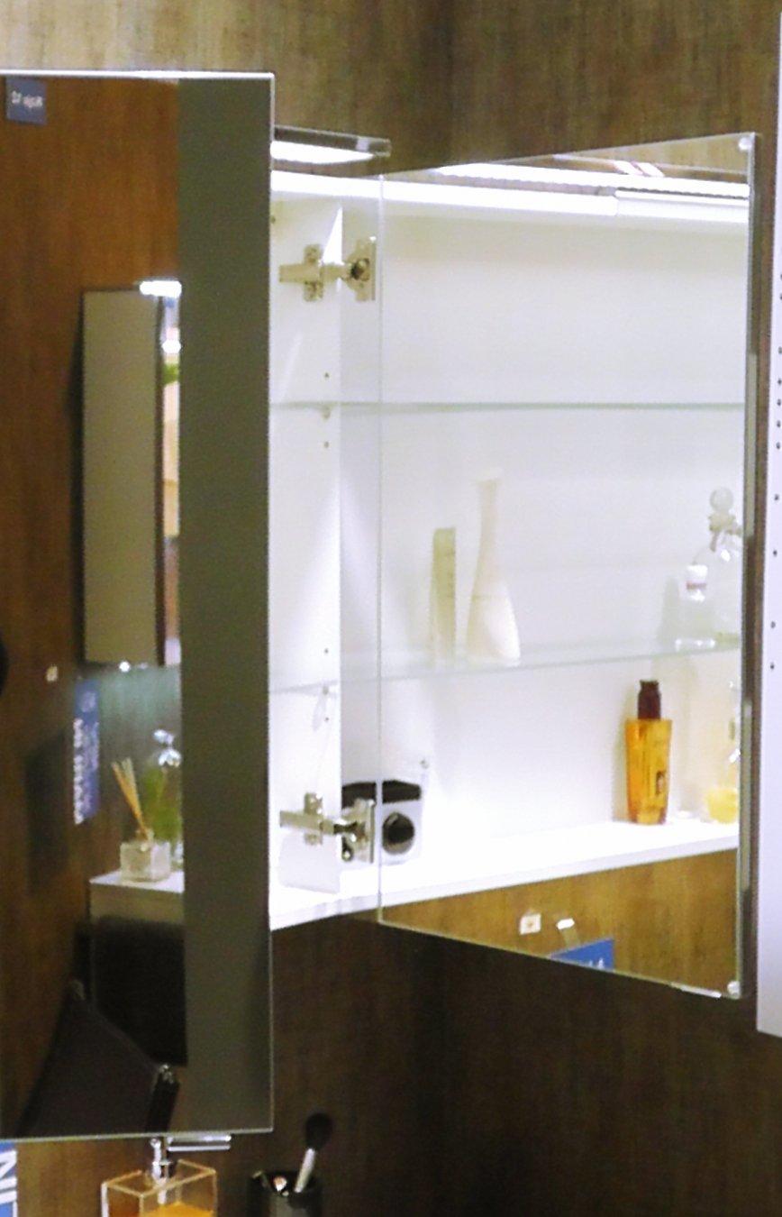 marlin bad 3090 cosmo spiegelschrank 120 cm aufsatzleuchte arcom center. Black Bedroom Furniture Sets. Home Design Ideas