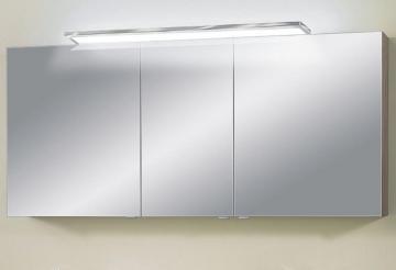 Marlin Bad 3090 - COSMO Spiegelschrank 150 cm | Aufsatzleuchte