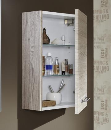 Marlin Bad 3100 - Scala Oberschrank | 40 cm + 1 Tür
