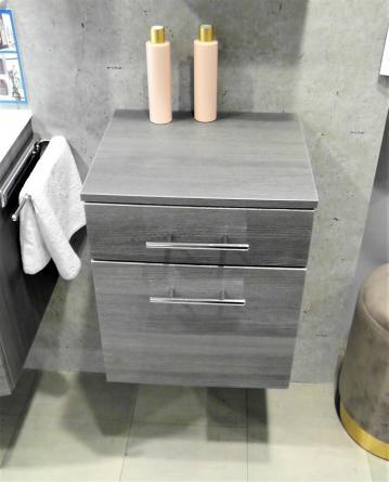Marlin Bad 3160 - Motion | Unterschrank 40 cm mit 1 Tür + 1 Auszug