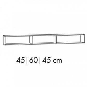 Marlin Bad 3160 Regale 5   Breite 150 cm