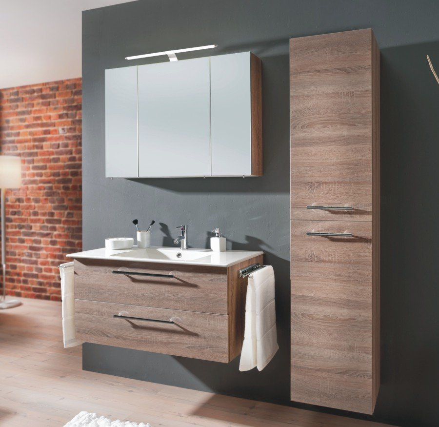 marlin christall spiegelschrank b 100 cm kaufen. Black Bedroom Furniture Sets. Home Design Ideas
